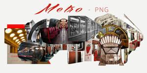 PNG#21 Metro