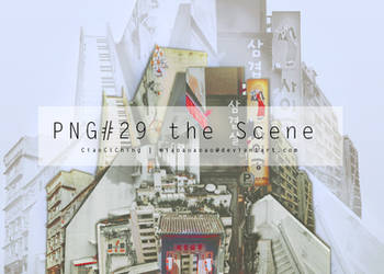 PNG#29 the Scene by miaoaoaoao