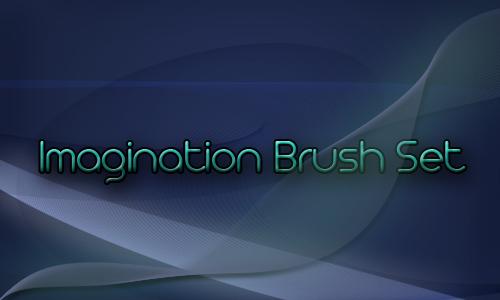 Imagination Brush Set by ImSho