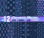 Chromatic Sky - Pattern Pack