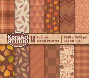Autumn Pattern Pack