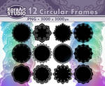 Circular Frames Pack
