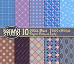 FREE Pattern Pack