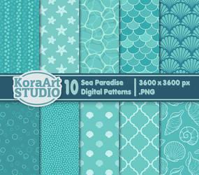 Sea Paradise - Pattern Pack