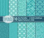 Sea Paradise - Pattern Pack