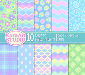 Easter - Pattern Pack