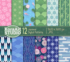Japanese Pattern Pack
