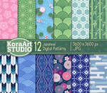 Japanese Pattern Pack