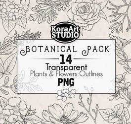 Botanical Pack - P2U