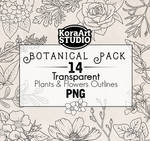 Botanical Pack - P2U