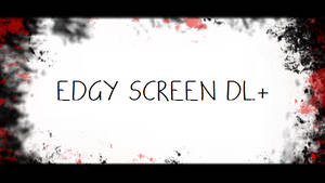 MMD EDGY SCREEN EFFECT DL