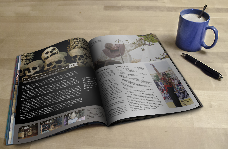 Day 3 (magazine mockup)