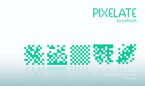 Pixelate-brushset