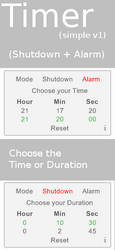 Timer (simple) by AlCaAz