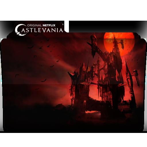 Devilman Crybaby Season 2: Castlevania TV Series Folder Icon By Luciangarude On