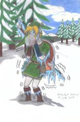 Poor Link: I'm So C-C-Cold... (Version 3)