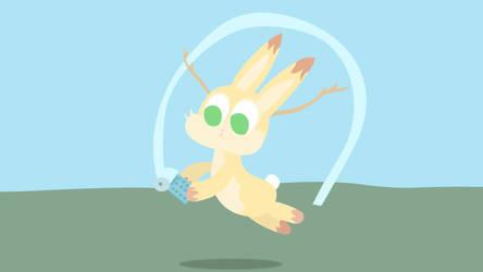 Jackalope Jump - Animation