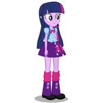 EQG Twilight Flash Puppet - Animated
