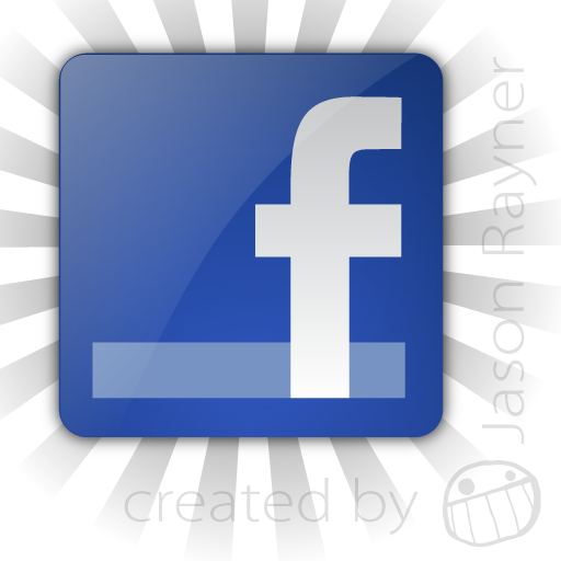 Facebook Icon - .icns and .png by jasonrayner