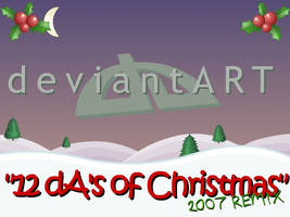 12 dA's of Christmas by keiross