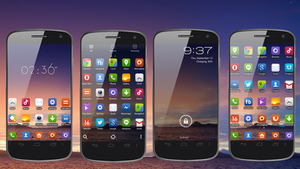 Miui Lite Go/Apex/Adw/Nova/Holo Launcher Iconpack by tari7