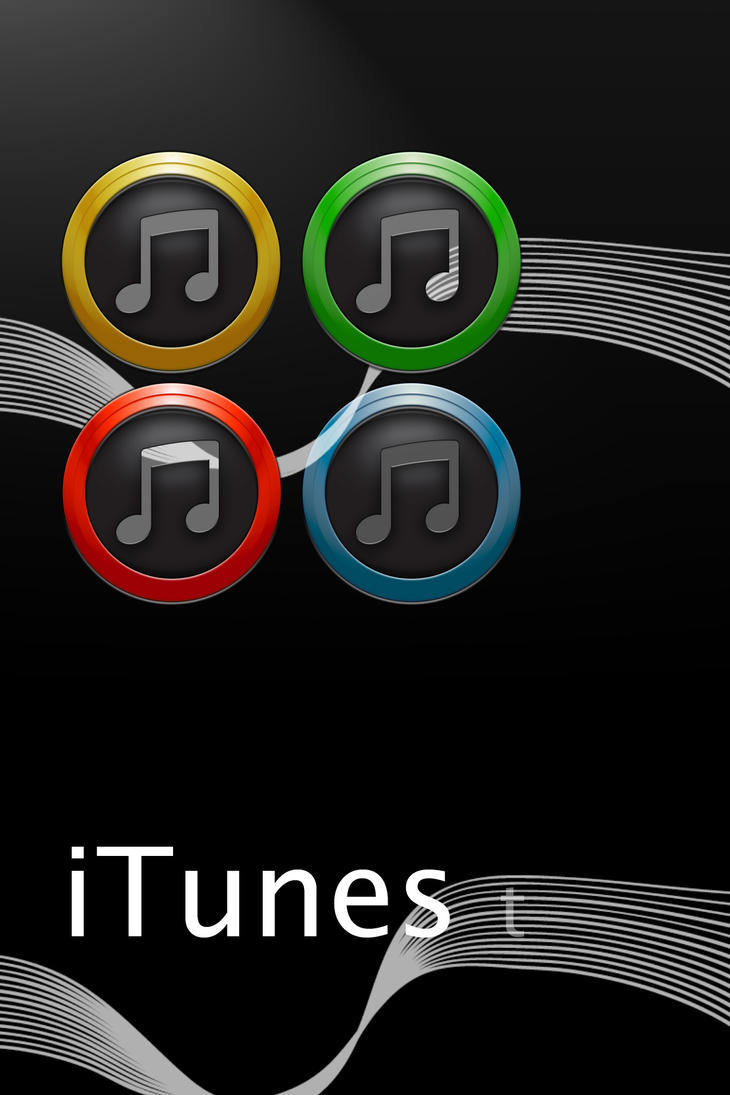 iTunes t icons by erosle