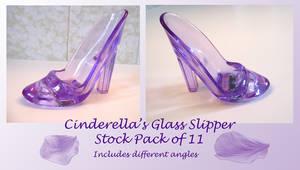 Cinderellas Slipper Stock Pack