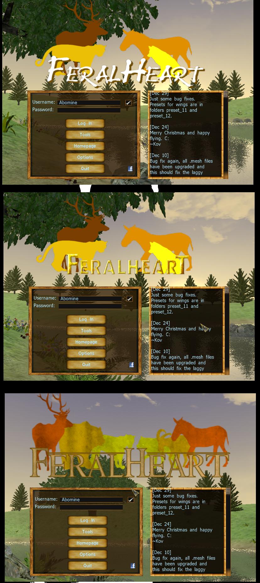 Feral Heart: FeralHeart 'All Creatures' Mod By Littlemisshufflepuff On