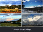 Landscape Photo Desktops