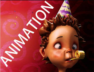 Animation-Birthday Boy by Nikolaou
