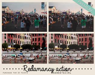 Redamancy action by asweetgiirl