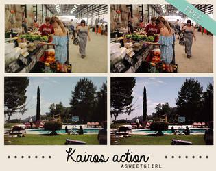 Kairos action by asweetgiirl by asweetgiirl