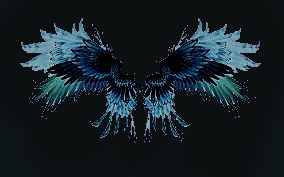Wings Just Because by CrescendoFlight