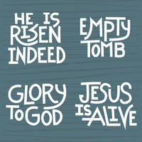FREE - Easter Sayings by Emberblue
