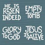 FREE - Easter Sayings