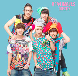 B1A4 Image Pack by kpopeditzmlp