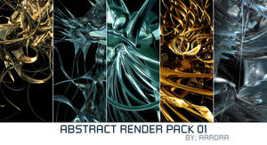 Abstract Render Pack 01