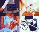 Summer fashion psd