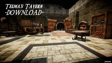 Telma's Tavern [MMD] DL by JuleHyrule