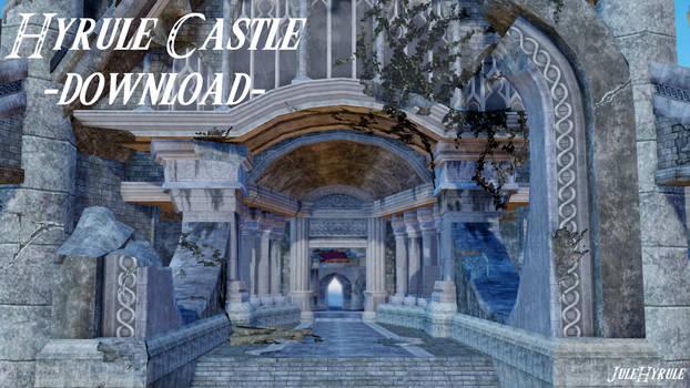 Hyrule Castle [MMD] DL *update* by JuleHyrule