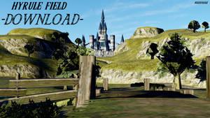 Hyrule Field (Faron) [MMD] DL