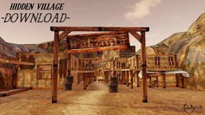 Hidden Village [MMD] DL