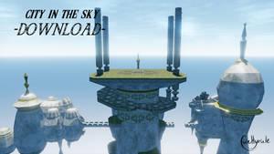 City in the Sky - Boss [MMD] DL