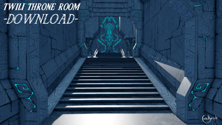Twili Throne Room [MMD] DL *update* by JuleHyrule