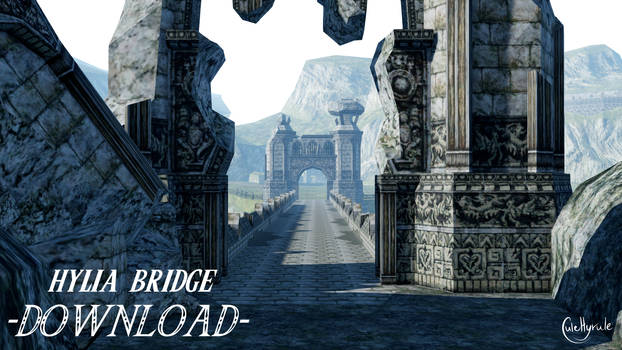 Hylia Bridge [MMD] DL by JuleHyrule