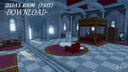 Princess Peachs Room [MMD] DL by JuleHyrule on DeviantArt