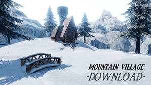 Mountain Village [MMD] DL
