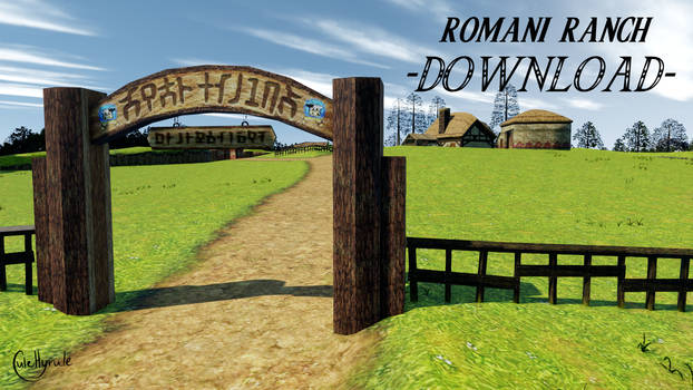 Romani Ranch [MMD] DL