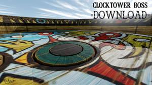 Clocktower Boss [MMD] DL