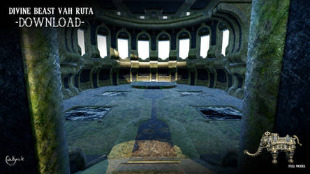Divine Beast Vah Ruta [MMD] DL